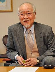 大相撲 青森県人初の横審委員長、北村さんにインタビュー