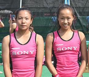 ホッケー 岩手県女子選手が欧州挑戦 ソニーから2人