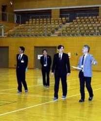 東京五輪 セルビアのバレーボール事前合宿、防府で固まる