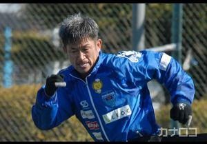 J2横浜 カズ、バースデー開幕戦に向け、全体練習に復帰