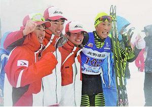 スキー 国体 秋田が天皇・皇后杯、同時獲得