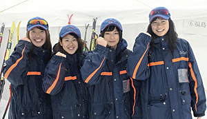 若い力に成長手応え、距離リレー女子は9位 スキー国体