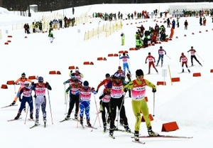 ながの国体スキー終了 長野、冬季大会39年ぶり1位