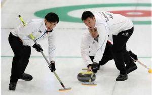 アジアの頂点へ先陣、カーリング軽井沢ク快勝 冬季アジア大会
