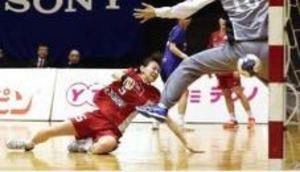 メイプル分ける、湧永は逆転勝ち ハンド日本リーグ