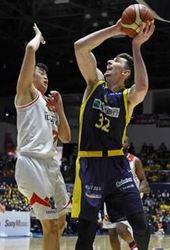 栃木5連勝で首位キープ、全員が複数ゴール バスケB1