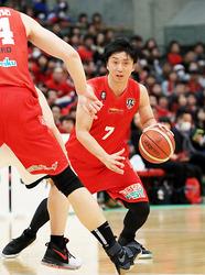 富山3連敗、A東京に66-82 バスケBリーグ1部