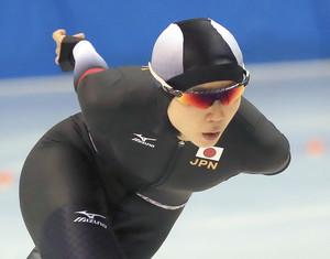 冬季アジア札幌大会 スピードスケート 女子3000 高木美が「金」