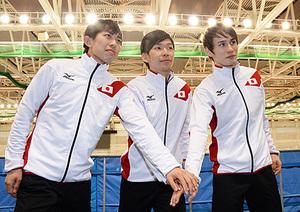 札幌冬季アジア大会 山形中央高出身の3選手、平昌五輪へ意気込み