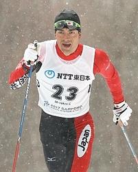 札幌冬季アジア大会 スキー距離 レンティング優勝 長野県勢で初