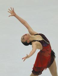 札幌冬季アジア大会 アイスダンスSDで森、鈴木組が5位