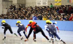1万人超来場、王国の底力 アジア冬季スピードスケート終了