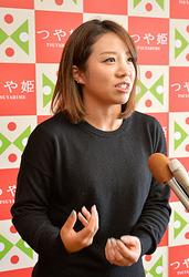 「シーズン2勝したい」 女子ゴルフ・大江が抱負