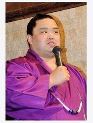 妙義龍、春場所「初日から飛ばす」 姫路で激励会