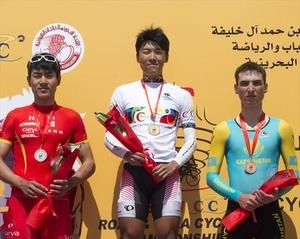 自転車 ロードレース 宇都宮の小野寺、アジア選手権で初王者
