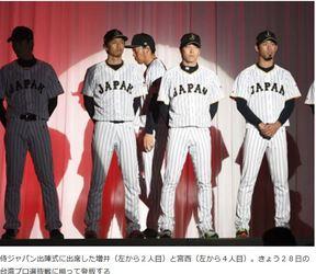 WBC 日本ハムの増井、宮西 壮行試合で実戦初登板