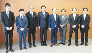 金沢市 スポーツキャリアサポーター 医療関係者8人に委嘱