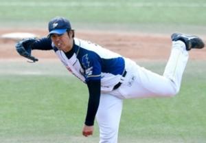 野球 元阪神の井川「結果出したい」 ブルサン初登板