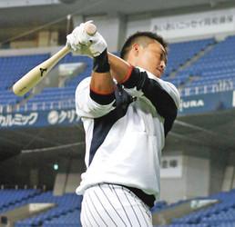 WBC 日本代表が集結 最年長の青木が合流