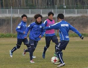 J2水戸、今季初勝利狙え 4日金沢戦
