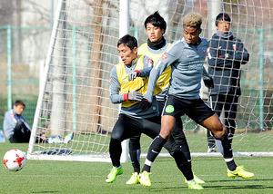 J1浦和、ホーム開幕勝利を 4日C大阪戦