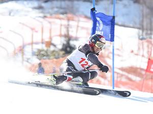 技と速力、一本勝負 5日にスキー乗鞍大回転