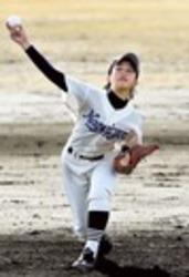 女子エース、好投も涙 静岡県中学選抜野球準決勝