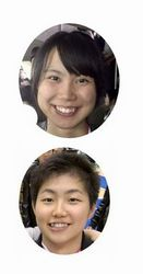 バスケ女子U18・19代表 候補に藤本姉妹(小松島中出)