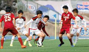 JFL・FC今治、開幕戦ドロー