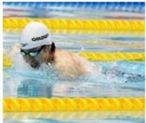 鈴木、2種目で世界選手権へ 水泳パラ春季記録会