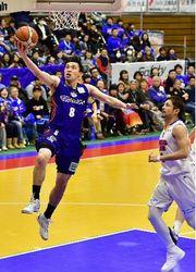 バスケB2青森、広島に競り負ける