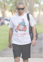 イチロー、高知観光キャンペーン「リョーマの休日」Tシャツ