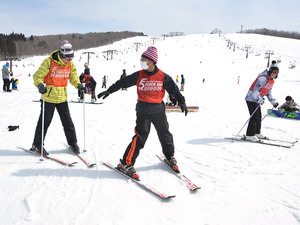 スペシャルオリンピックス日本・岐阜 冬季競技選手育成