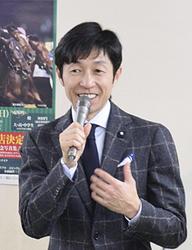 武豊騎手、デビュー30年振り返る 福島でトークショー