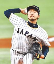 魚津市出身の石川勝利投手 WBC、侍J白星発進