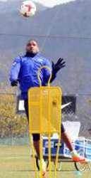 J1広島 アンデルソンロペス全快 全体練習に復帰