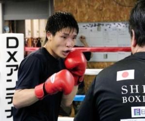 ボクシング 世界初挑戦の久保「いい調整できてる」