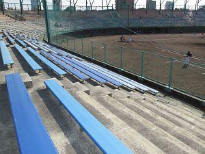 野球 熱田球場を30年ぶり大規模改修 愛知県