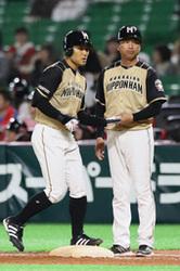 日本ハム 賢介マルチ、守備でも好プレー