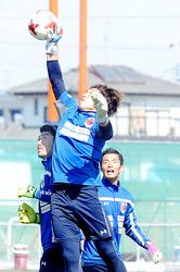 J1大宮、ゴールへ迫力の突入を 11日磐田戦