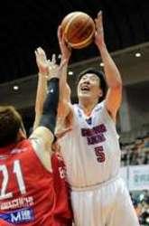 バスケB2  広島が連勝