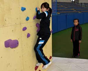 トップ選手育成へ児童選考会