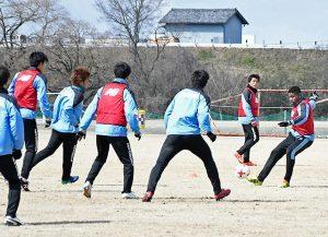 J2岐阜、さあ今季初勝利へ 12日ホームで松本戦