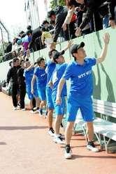 NTT西・広島(男子)が連覇 ソフトテニス・アジア杯