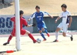 U―16静岡引き分け 静岡県ヤングサッカーフェスティバル