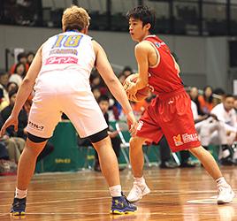岩手3連敗 広島に66-98 バスケBリーグ2部