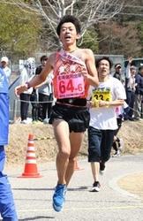 CGUOBが初優勝 平荘湖駅伝