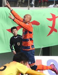 J3長野、開幕白星発進 浅野新監督の初陣飾る