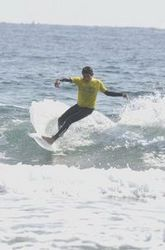 徳島勢4クラスで優勝 東洋町サーフィン全国大会閉幕