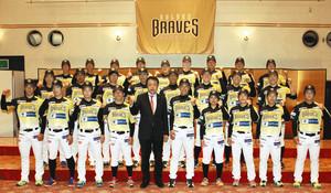 栃木23選手、野球「BCリーグ」開幕へ意気込み